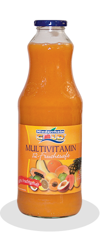 Multivitamin 12-Fruchtsaft